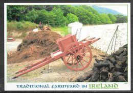 Ireland, Traditional Farmyard, Unused - Ireland