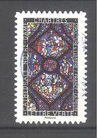 France Autoadhésif Oblitéré N°1350 (Structure Et Lumière : Chartres) (cachet Rond) - France