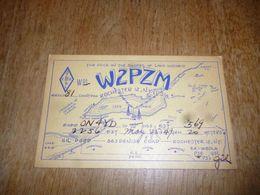 BC10-2-0-2 Carte Radio Amateur  Rochester USA - Radio & TSF