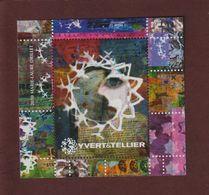 FEUILLET SOUVENIR YVERT & TELLIER De 2010 - Neuf **  -  Artiste : Marie Laure Drillet - France