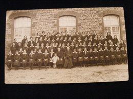 Photo Originale  Pensionnat De Crehen  ...  Plancoët Dinan  M1 - Lieux