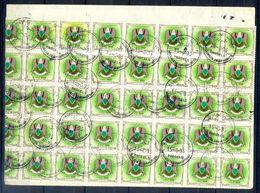 L118- Libya Parcel Receipt Cover Send To Pakistan. 1992 Eagle Ordinary Stamps. - Libya