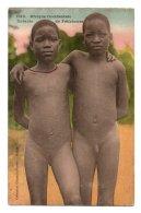 (Nus) 077, Afrique Occidentale Française, Fortier Couleur 1013, Enfants De Féticheurs - Süd-, Ost-, Westafrika