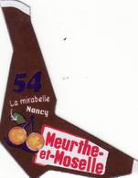 Magnet Le Gaulois Depart'aimant 54 Version 2014 - Advertising