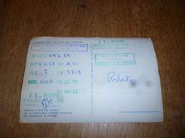 BC10-2-0-2 Carte Radio Amateur  Italia Presezzo Bergamo - Unclassified