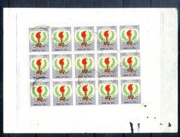 L123- Libya Parcel Receipt Cover Send To Pakistan. 1979 Definitive Issue. - Libya
