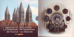 BU VIDE Empty Without The Coins 2009 Cathédrale De Tournai KMS Belgique BelgiumBelgica - Belgium