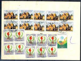 L133- Libya Parcel Receipt Cover Send To Pakistan. 1991 Scenes From Libya Tourism Tourisme Tourismus. - Libya