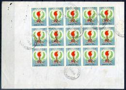 L154- Libya Parcel Receipt Cover Send To Pakistan. 1979 Definitive Issue. - Libya