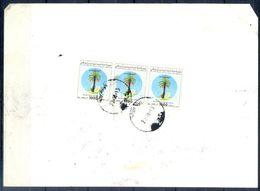 L157- Libya Parcel Receipt Cover Send To Pakistan. - Libya