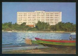Senegal. *Images Du Senegal. Hôtel De N'Gor* Ed. Gia Nº 36. Escrita. - Senegal