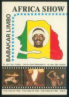 Senegal. *Babakar Limbo. Africa Show...* Sin Datos. Nueva. - Senegal