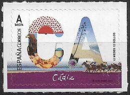 2017 Spanien Mi 5129**MNH  Provinzen: Cádiz. - 2011-... Unused Stamps