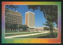 Senegal. *Dakar, Place De L'Indépendance...* Ed. A. A. Gacou Nº 54. Circulada 1994. - Senegal
