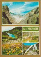(SL35) VYSOKE TATRY. SLIEZSKY DOM - Eslovaquia