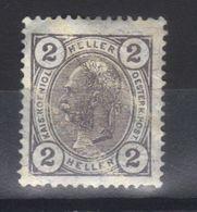 AUTRICHE     N°  82** (1904) - Unused Stamps