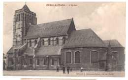 HENIN LIETARD  L EGLISE - Henin-Beaumont