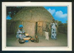 Senegal. *Le Petit Déjeuner* Ed. Wakhatilene Ref. 46. Circulada 1992. - Senegal