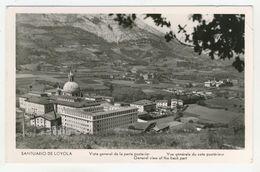 Pais Vasco        Santuario De Loyola       Vista General Du Coté Postérieur - Espagne