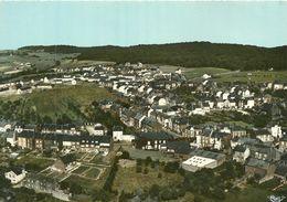 """Athus Vue Aèrienne Rue De La Montagne Et Home Lorrain Carte Rare:  Grand Format   """" 21cm/15cm""""!!!! - Aubange"""