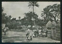 Somalia. *Somalia Pittoresca. Afgoi* Ed. Cartolibreria Porro Nº 8. Circulada - Somalia