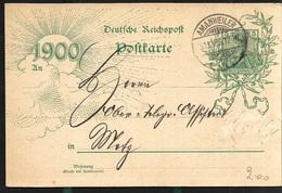 Amanweiler  31 12 1899 - France