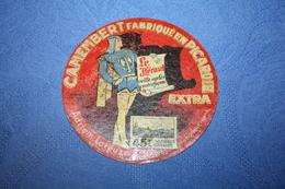 Camembert Adrien Lareuze. Vaire Sous Corbie - Formaggio