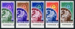 Maldive Islands, 1972, World Environmental Conference Stockholm, United Nations, MNH, Michel 425-429B - Maldives (1965-...)