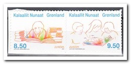 Groenland 2010, Postfris MNH, Europe, Children's Books From Booklet - Groenlandia
