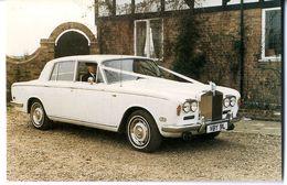 ROLLS ROYCE SYLVER SHADOW 1973  -   CPM - Toerisme