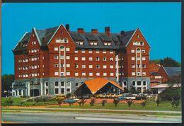 °°° 10515 - URUGUAY - PUNTA DEL ESTE - HOTEL CASINO SAN RAFAEL - 1979 With Stamps °°° - Uruguay