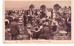 & Deauville - La Plage Fleurie - Bar Du Soleil ( Provient D'un Carnet) - Deauville