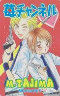 Télécarte Japon / 110-016 - MANGA - MARGARET - ICHIGO CHANNEL By MIMI TAJIMA - ANIME Japan Phonecard - 10106 - Comics