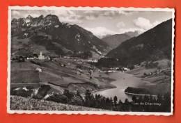 GBC-17  Charmey Et Le Lac. Cachet Militaire.1944 - FR Fribourg
