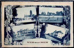 VER SUR MER - SOUVENIR - LE BOURG - PLAGE - VILLAS - RUE - ANIMATION - France