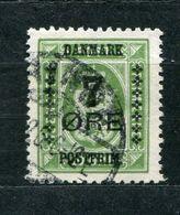Dänemark Nr.163         O  Used       (507) - 1913-47 (Christian X)