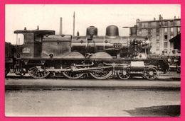 Locomotive Du Sud Est - Machine N° 230 B 100  à Surchauffeur Schmidt Compound à 4 Cylindres - Paris - Cliché A. ORGET - Trains