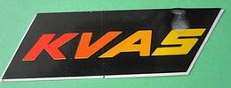 KVAS - Autocollant Sticker Decal Adhesive - Moto - Stickers