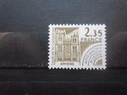 France Préoblitéré N°165 TOUR De La CATHEDRALE D'AMIENS Neuf ** - Eglises Et Cathédrales