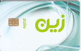 SAUDI ARABIA - ZAIN GSM, Sample - Saudi Arabia