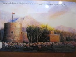 Telecarte De Oman - Oman