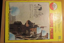 Revue Du Contingent Polonais De La FUNU I - Magazine Of The Special Unit Of The Polish Army In The UNEF I (1975) - Documentos