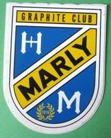 MARLY - Autocollant Sticker Decal Adhesivo - Autocollants