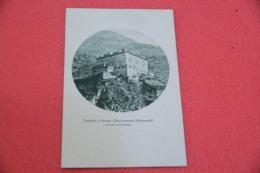 Verres Aosta Il Castello Cartolina Del CAI N. 2198 NV - Aosta