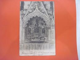 CPA  43 LE PUY Tombeau De Duguesclin 1903 T.B.E. - Le Puy En Velay