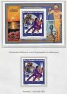 Mali / Olympic Games Lillehammer 1994 / Figure Skating - Hiver 1994: Lillehammer