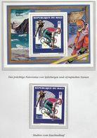 Mali / Olympic Games Lillehammer 1994 / Speed Skating, Alpine Skiing - Hiver 1994: Lillehammer