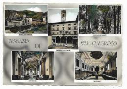 ABBAZIA DI VALLOMBROSA - VEDUTE - NV FG - Firenze