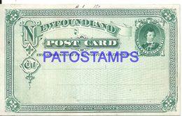 86478 CANADA NEWFOUNDLAND POSTAL STATIONERY NO POSTCARD - Canadá