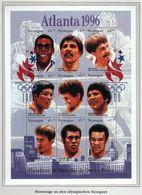Nicaragua / Olympic Games Atlanta 1996 / Boxing - Ete 1996: Atlanta